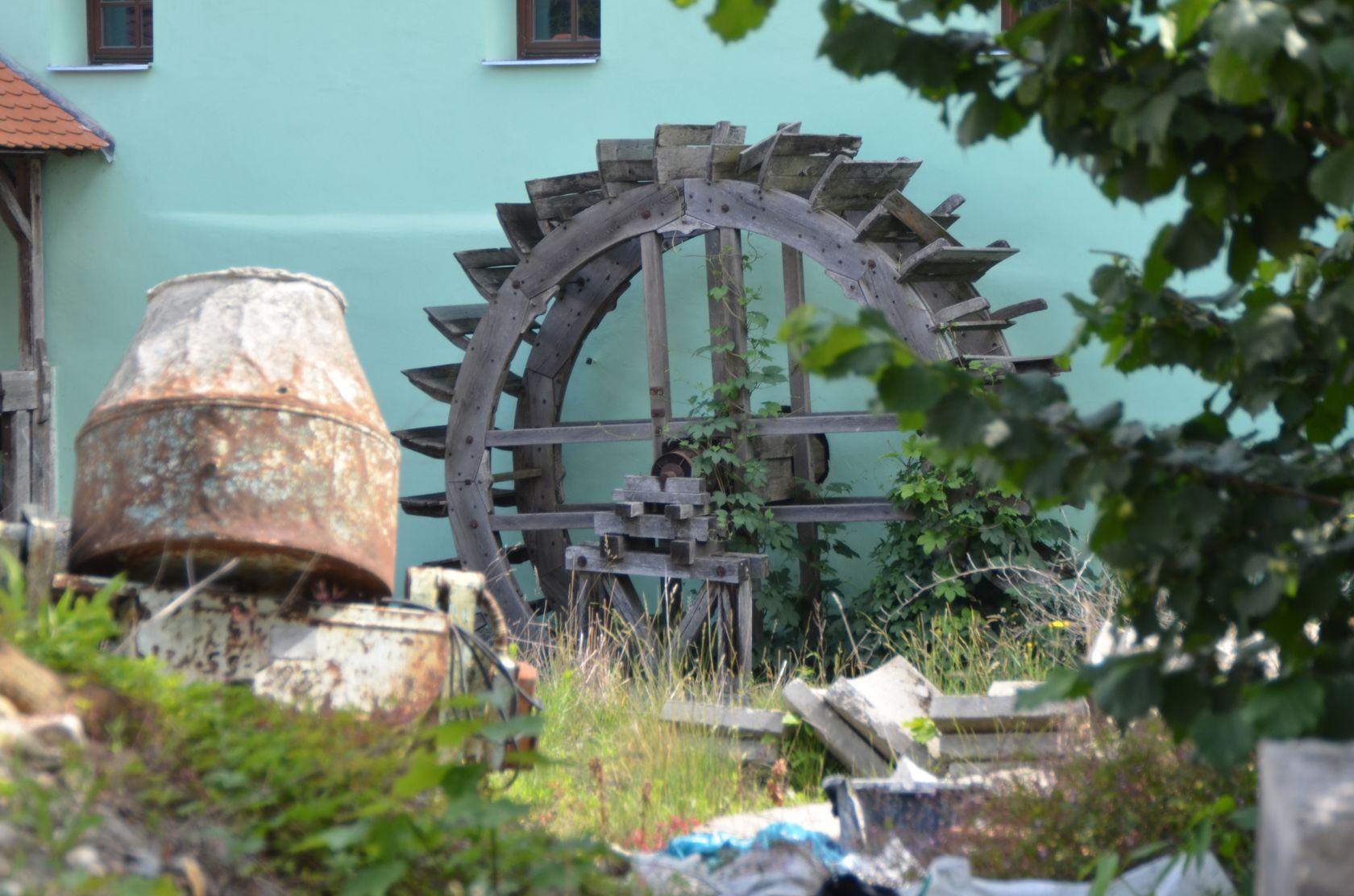 Horažďovice mlýn